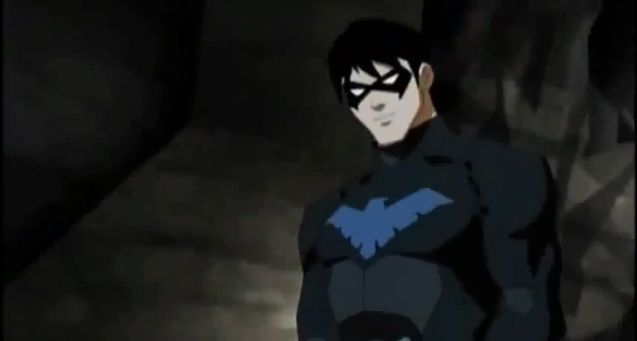 Screencaps of Nightwing (Dick) and Robin (Tim) in Young Justice. I am EXTREMELY happy with how they handled these two. Let's just hope Jason was Robin at some point. Great start to the new season!