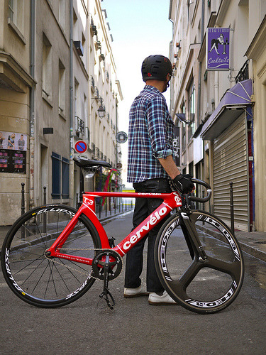 FIXED GEAR IN PARIS (by Neo@)