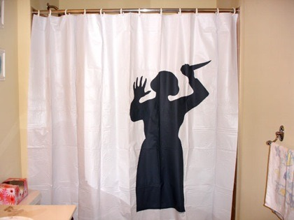 retrogasm:  I want this shower curtain…