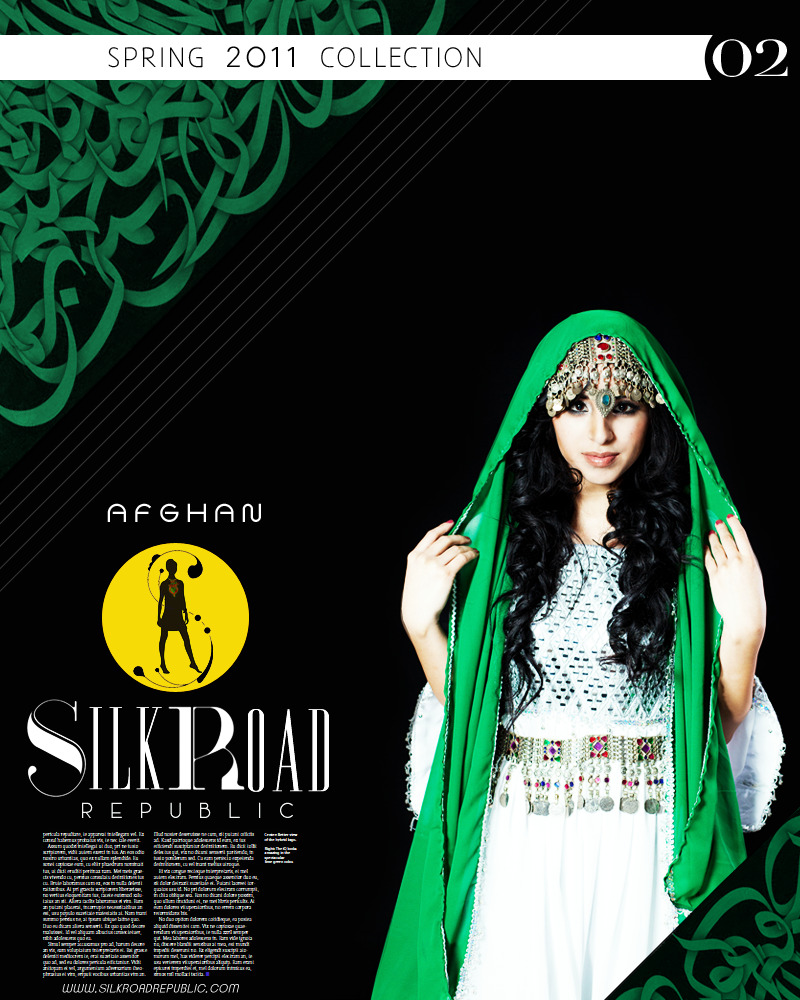 Silk Road Republic for Afghan apparel. Check out their gallery for more beautiful Afghan dresses and place your orders now for your special occasions! Here is silk road's facebook page make sure to pass by it and share/like it!