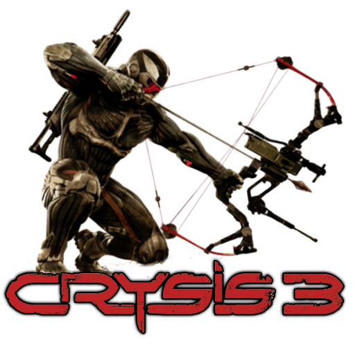 Who else is waiting for this baby to come out already?  Crysis 3 Icon by ~Ni8crawler