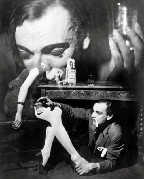 cafeparaacordarosmortos:  Francis Bruguière photograph for The Way, 1929