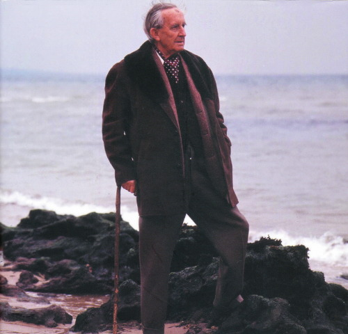 My literary hero. The one and only J.R.R. Tolkien.