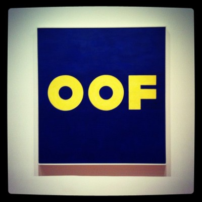 #oof #moma #nyc  (Taken with instagram)