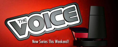 Share It & Invite Someone! The VOICE Series continues this weekend at ELC! Saturday, April 29th @ 6pm and Sunday, April 30th @ 9am and 11am http://on.fb.me/Hs7oM8