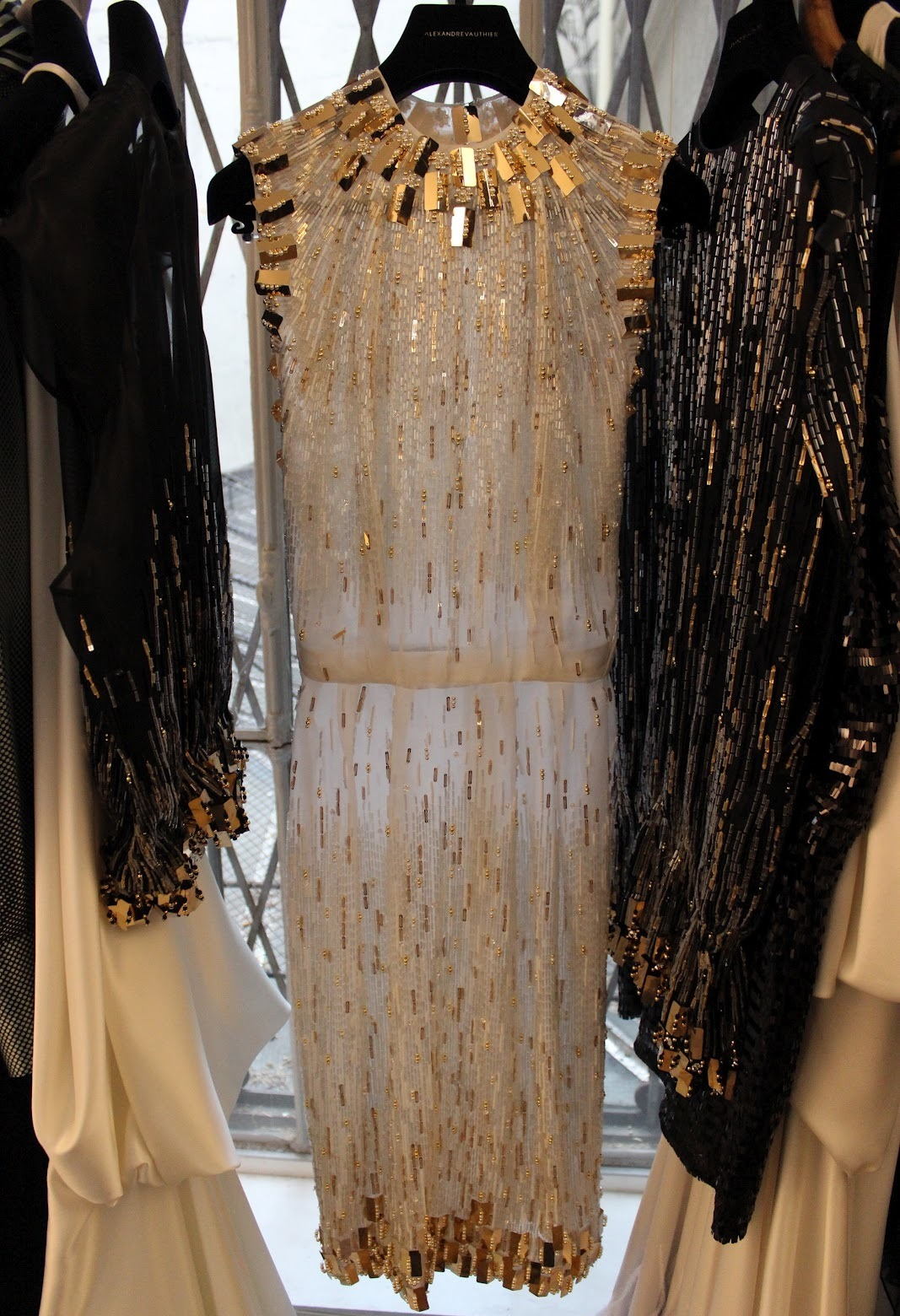 monsieur-j:  Alexandre Vauthier S/S 2012 Couture Dress