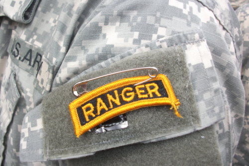 United States Army Rangers - Once you earn it, you also earn the RESPECT for life.