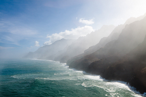 Napali Coast (by Ryan Leemhuis Photography)