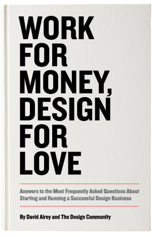 visualgraphic:  Work for money, Design for love