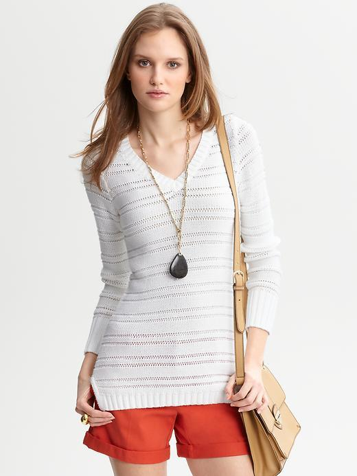 Chunky Knit Summer Sweater on @LoLoBu - http://lolobu.com/o/1769/