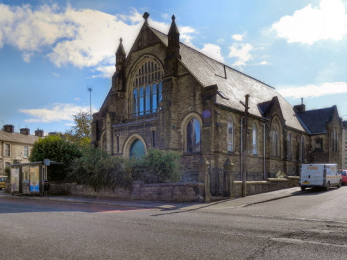 Primitive Methodist Church, Darwen, Lancashire