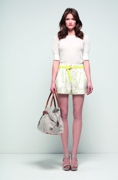 Feel like wearing something like this today! Spring Summer 2011 Zapa Collection