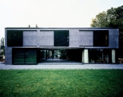 Koechlin House by Herzog & De Meuron