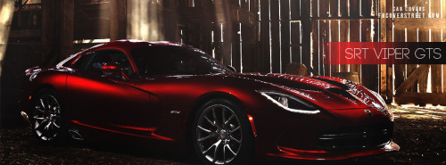 Dodge SRT Viper GTS 2 Facebook Cover