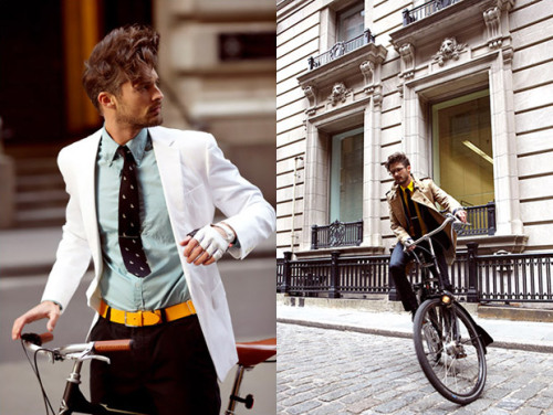 thetieguy:  New York Times Fashion.  Some great photos of men in fashion.