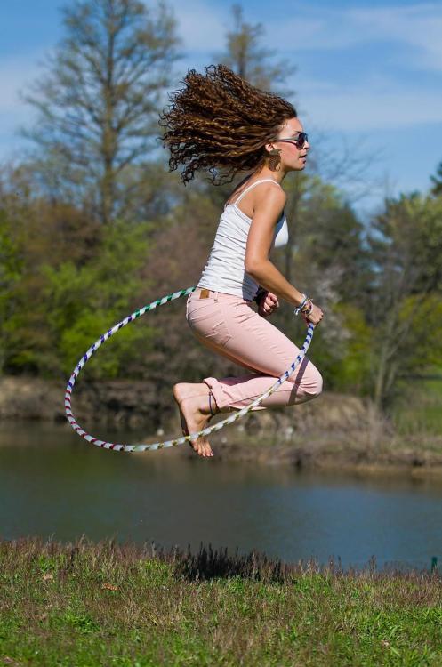 happy hooping :)