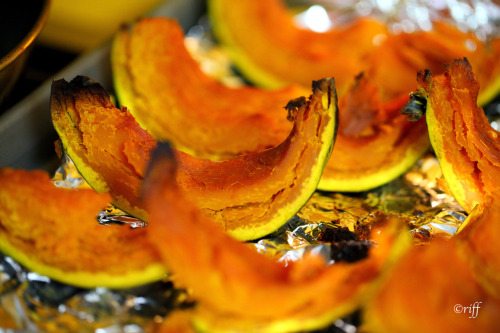 49thparallelblues:  Acorn squash - how sweet it is….