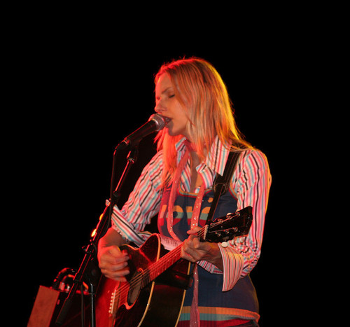 Aimee Mann - Cigarettes and Red Vines on Flickr.I love, love, love Aimee Mann