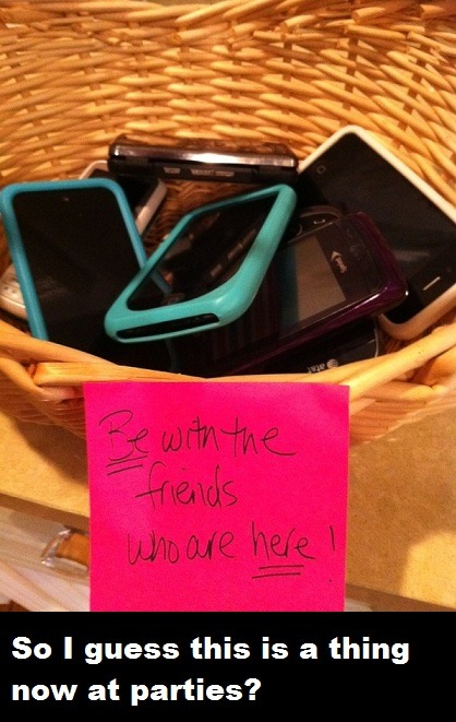 theamericankid:  Good idea until someone throws their Nokia in there