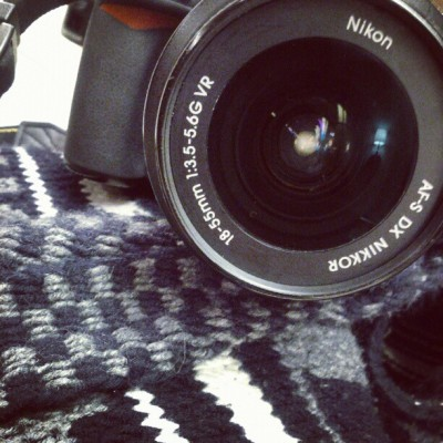 Meet my #Nikon Jenson (Taken with instagram)