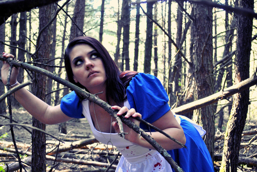 Alice from Alice: Madness Returns by Casey Rae Easterly Photography by Sammy Spectacular