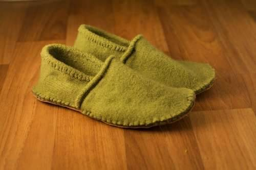 Cozy Slippers by the ThePrintPlace on Instructables