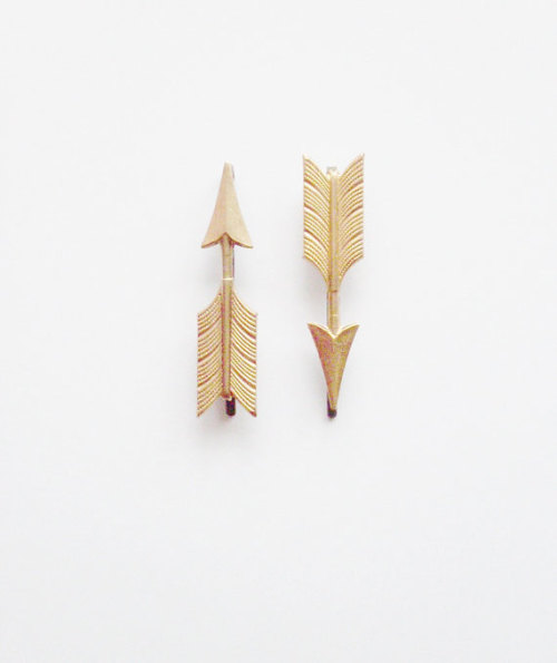 Arrow hair pins.   $30.