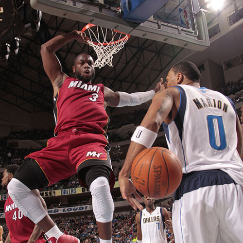 Hall of Swag: The Dopest Basketball Photos Ever Dwyane Wade, Miami Heat [Image Source: NBA.com; Photographer: Danny Bollinger/NBAE/Getty Images]