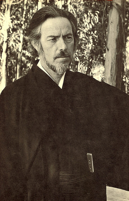 avicent:  Alan Watts, Inspiration to the fullest.