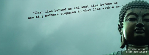 What Lies Within Us Facebook Cover