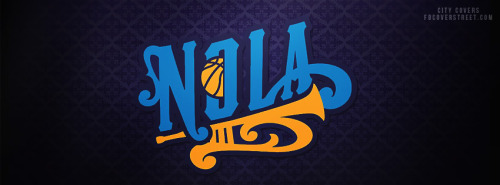 New Orleans Hornets Facebook Covers