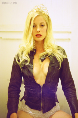 Charlotte Stokely aka one of my top favorite models of all time. Love her!