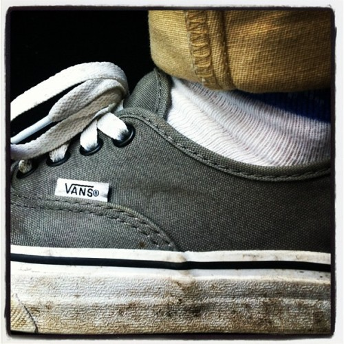 #vans #shoes #swag  (Taken with instagram)
