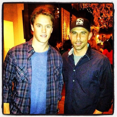 Jonathan Toews at Sunda