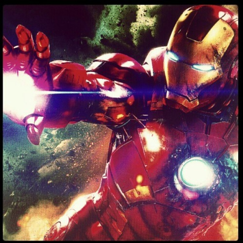 My all time favorite <3 plus it's Robert Downey Jr <3 (Taken with instagram)