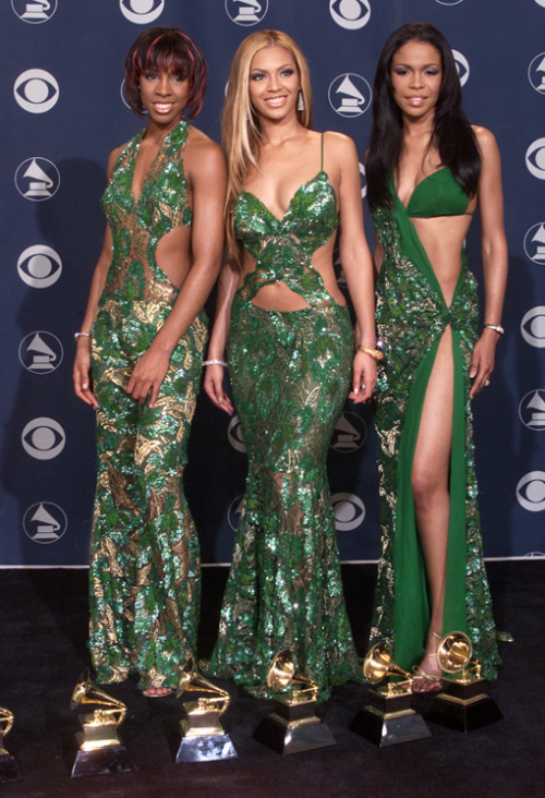 "You could not tell Tina Knowles that she wasn't making straight-up couture creations for the ages. …and Michelle is like ""well at least I did get to sing a lil bit on the bridge."""
