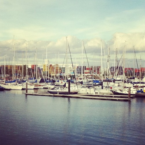 Port Adelaide  (Taken with instagram)