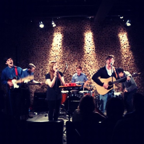 Jordan Klassen (Taken with instagram) last night at the Streaming Cafe. Check out http://streamingcafe.net/ - they have some great artists come in and they stream all of the shows live. Last night's show was a lot of fun… a one night music festival with four artists: http://jordanklassenmusic.com/ http://jameslambmusic.com/ http://caraluft.com/ http://andyshauf.bandcamp.com/ I always feel like creating art after seeing excellent live music like I did last night.