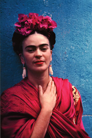 I never paint dreams or nightmares. I paint my own reality.Frida Kahlo