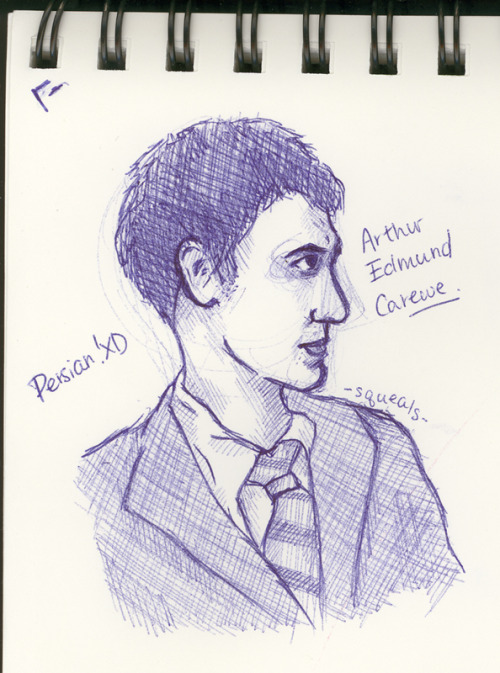 Arthur Edmund Carewe  by ~faeriebless ( found on DeviantArt)