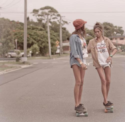 skater girls rule