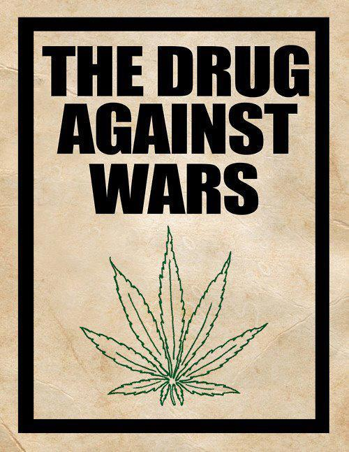 The Drug Against Wars
