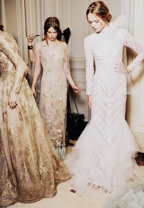 Valentino Haute Couture Autumn/Winter 2011