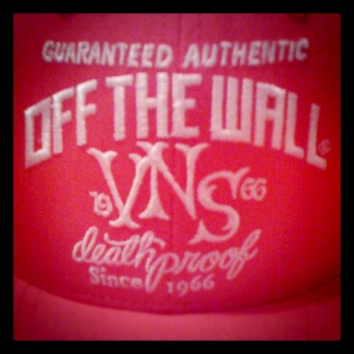 VANS! (Taken with instagram)