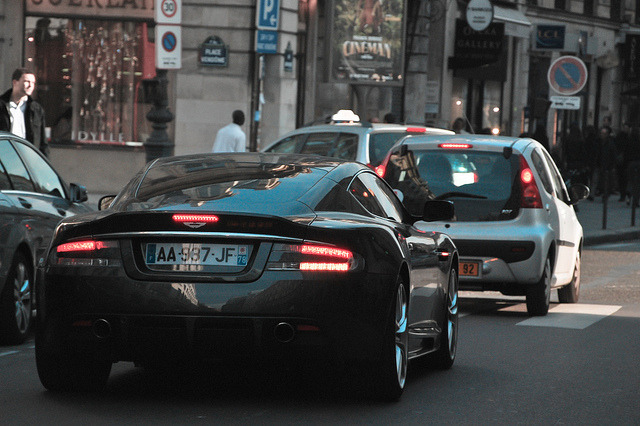 amazingcars:  DBS. by Jurriaan Vogel on Flickr.