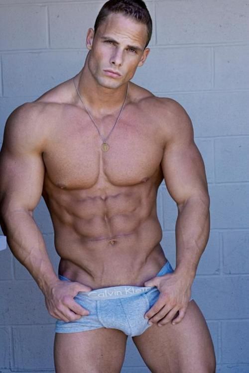 mrmuscle:  Joey Sergo