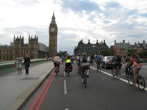 Is Critical Mass good or bad for encouraging cycling in cities? 「臨界值」活動是否有助於鼓勵城市單車文化?