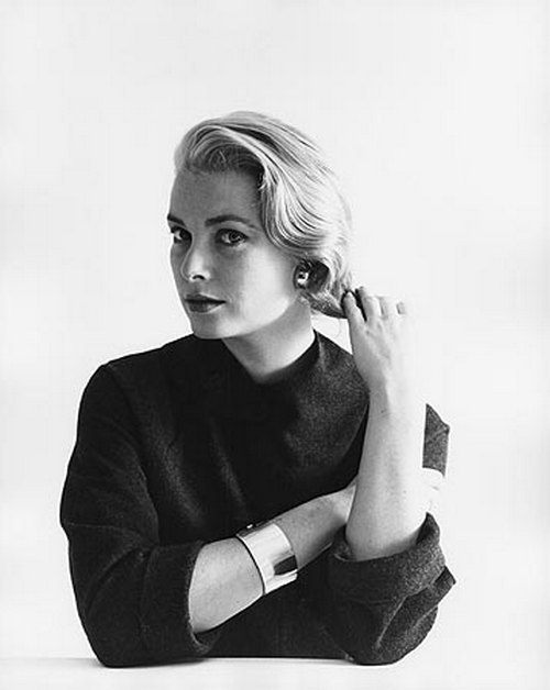theniftyfifties:  Grace Kelly by Mark Shaw