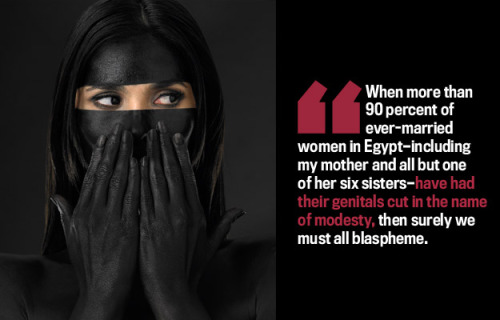 "The real 'war on women' in the Middle-East  ""Why Do They Hate Us?"" ask the women interviewed in this powerful piece."
