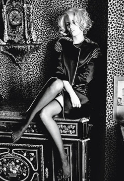 Eva Green for Madame Figaro by Ellen von Unwerth